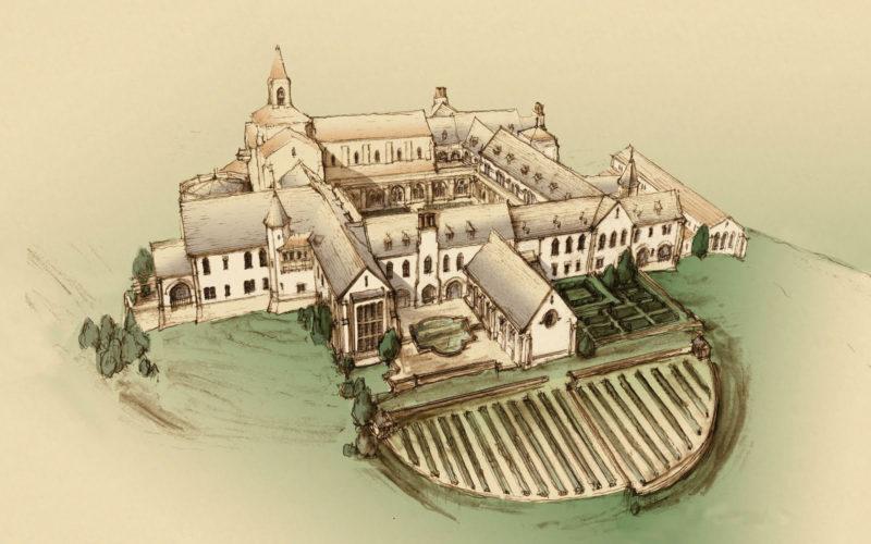 Aberdon Monastery